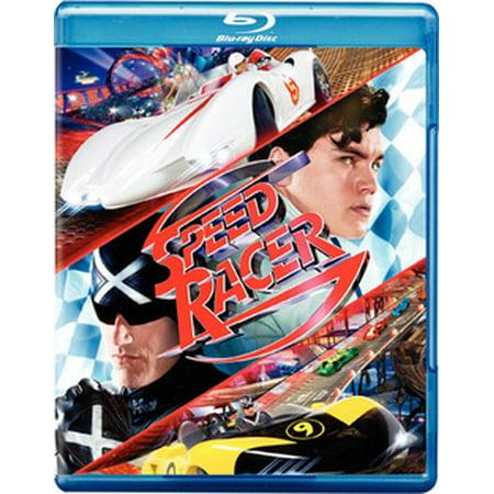 Speed Racer (Blu-ray) (Speed Racer Cartoon)