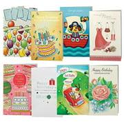Children's Birthday Cards Value Pack of 20