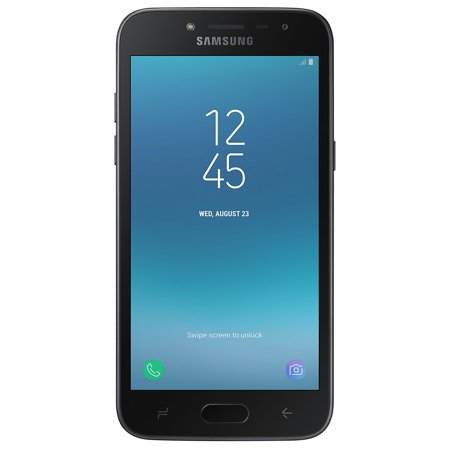 Samsung Galaxy J2 Pro J250M Unlocked GSM 4G LTE Android Phone w/ 8MP Camera - Black ()