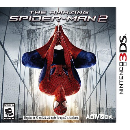 the amazing spider-man 2 - nintendo 3ds (The Amazing Spider Man Game Part 2)
