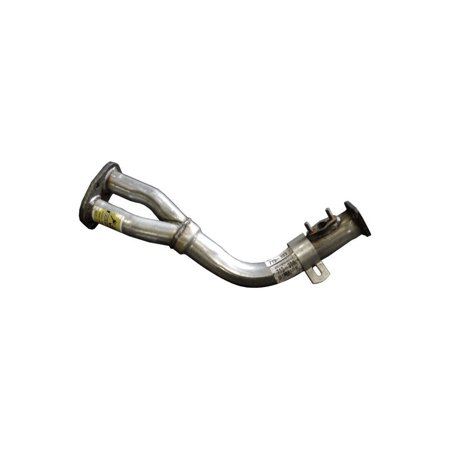 Bosal 713-389 Exhaust Pipe For Toyota Tacoma, Aluminized Steel Front-Pipe, Front