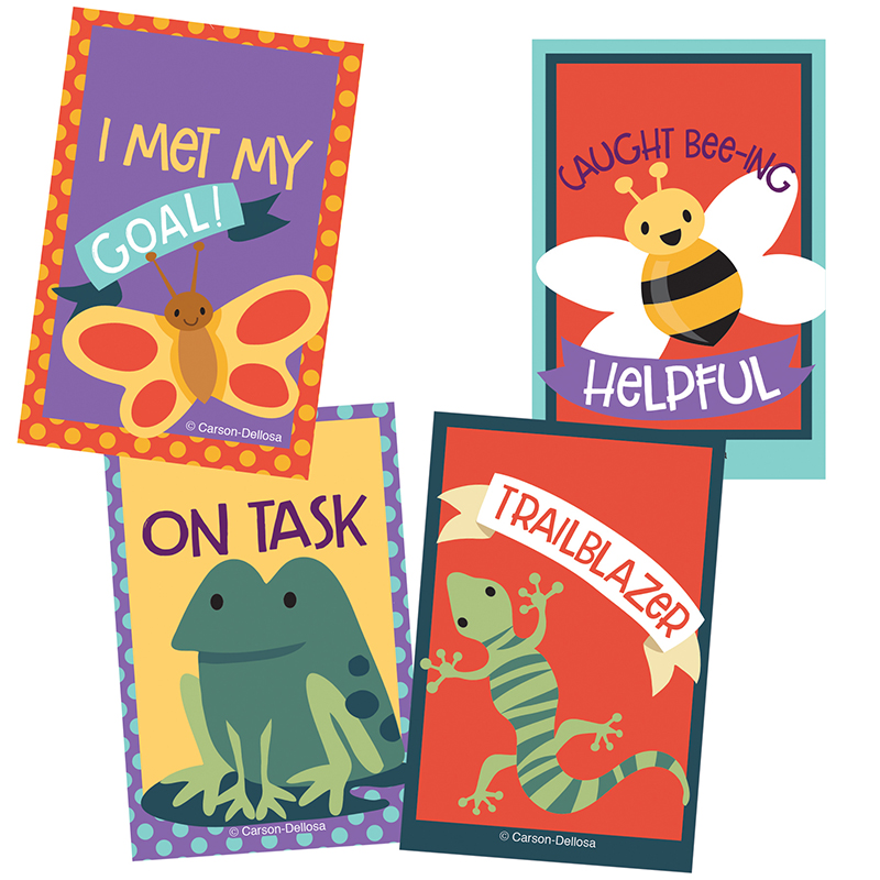 Nature Explorers Reward Tags Mini Cut-Outs