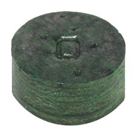 Emerald Laminated Cue Tips - (Each), Hardness: Medium Hard By