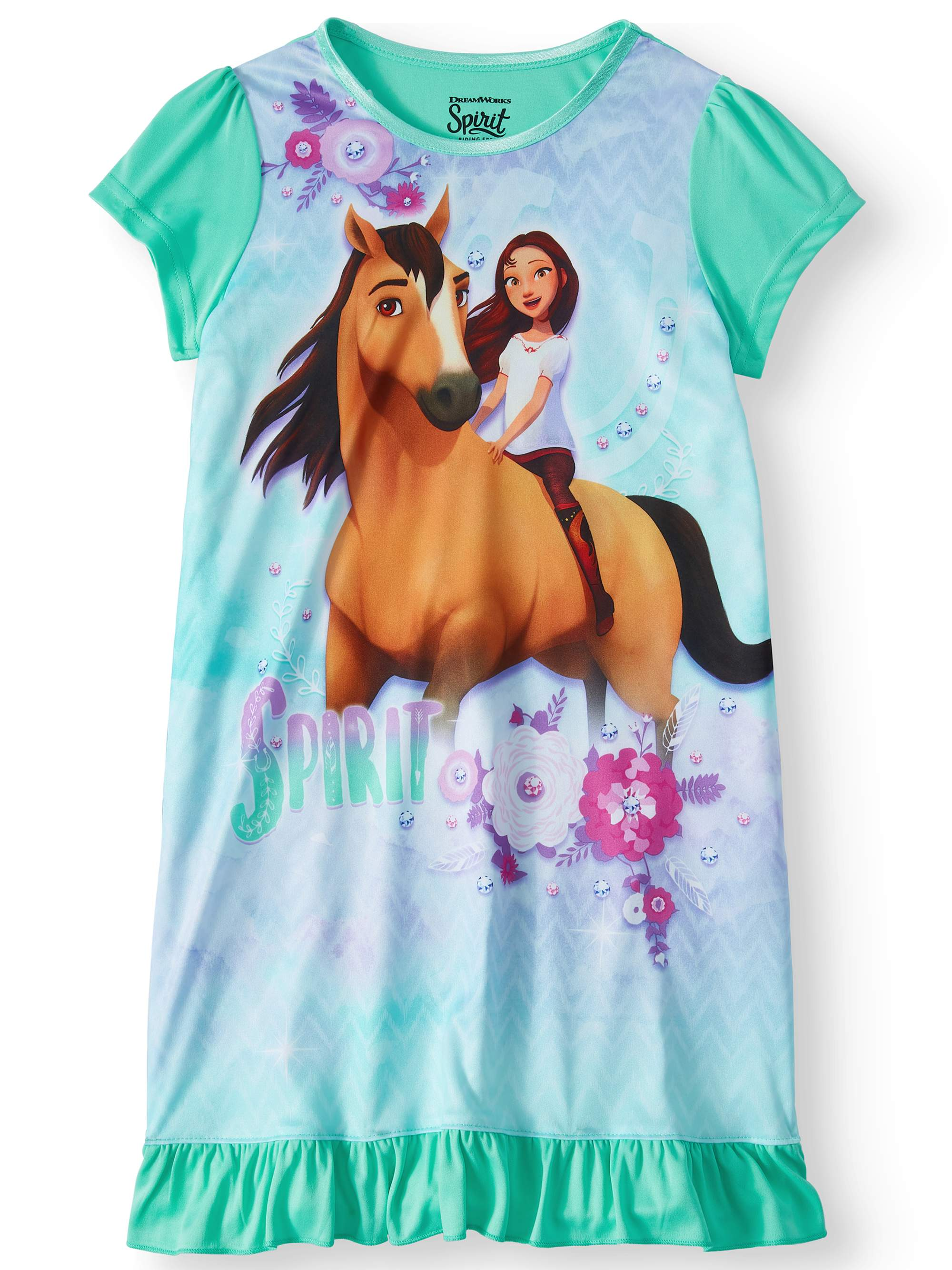 Spirit Girls' Pajama Nightgown