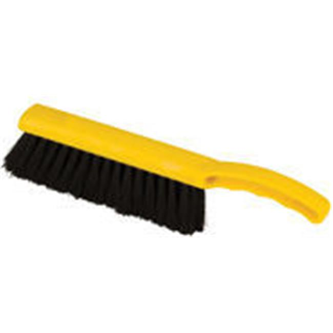 Rubbermaid Commercial 640-9B27 8 in. Black Brush
