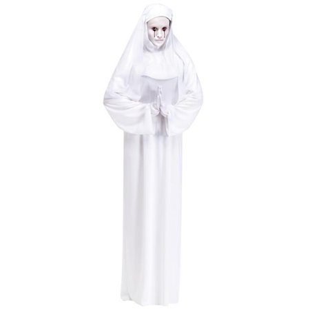 Morris Costume FW1106WXL Sister Scary Adult Costume, Extra Large](Adult Scary Costume)