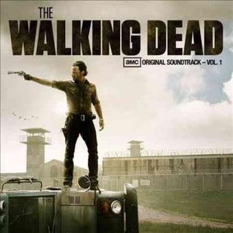 Walking Dead 1 Soundtrack (CD)](Halloween Cake Walk Music)