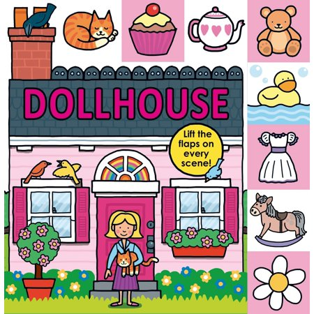 Dollhouse (Board Book)