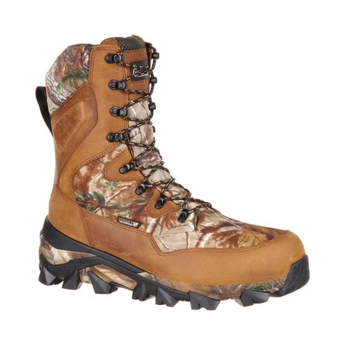 """Men's Rocky 10"""" Claw 1200g Insulated WP Boot RKS0334 by"""
