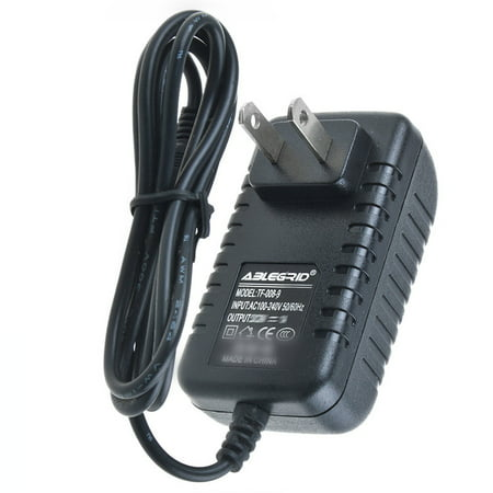 ABLEGRID 9 Volt AC / DC Adapter For Dymo LetraTag LabelManager 100 110 150 200 300 350 400 Letra Tag LabelMaker Label Manager Label Printer Charger 9V Power Supply Cord Cable Charger Mains