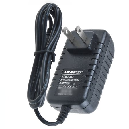 - ABLEGRID AC / DC Adapter For Numark VM03 MKII Video Display Monitor Power Supply Cord Cable PS Charger Input: 100 - 240 VAC 50/60Hz Worldwide Voltage Use Mains PSU