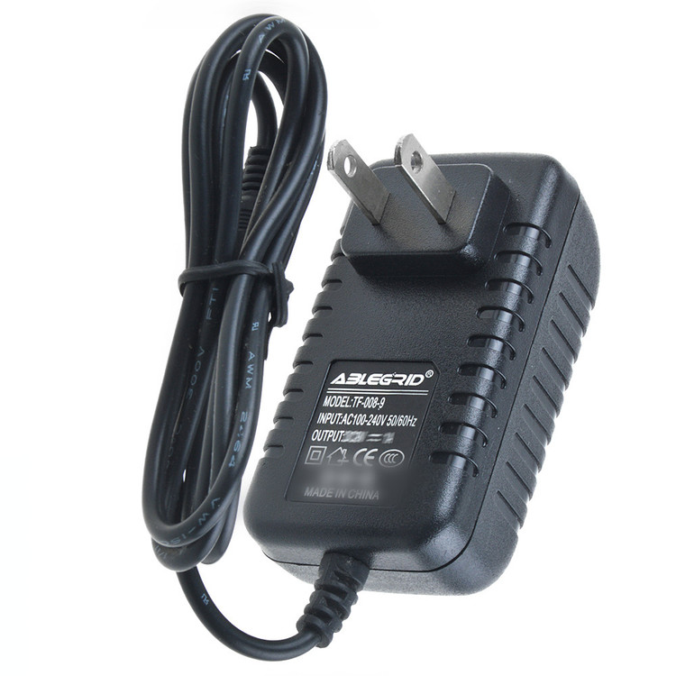 ABLEGRID AC / DC Adapter For Buffalo Technology WHR-300HP2 AirStation HighPower N300 Router Power Supply Cord