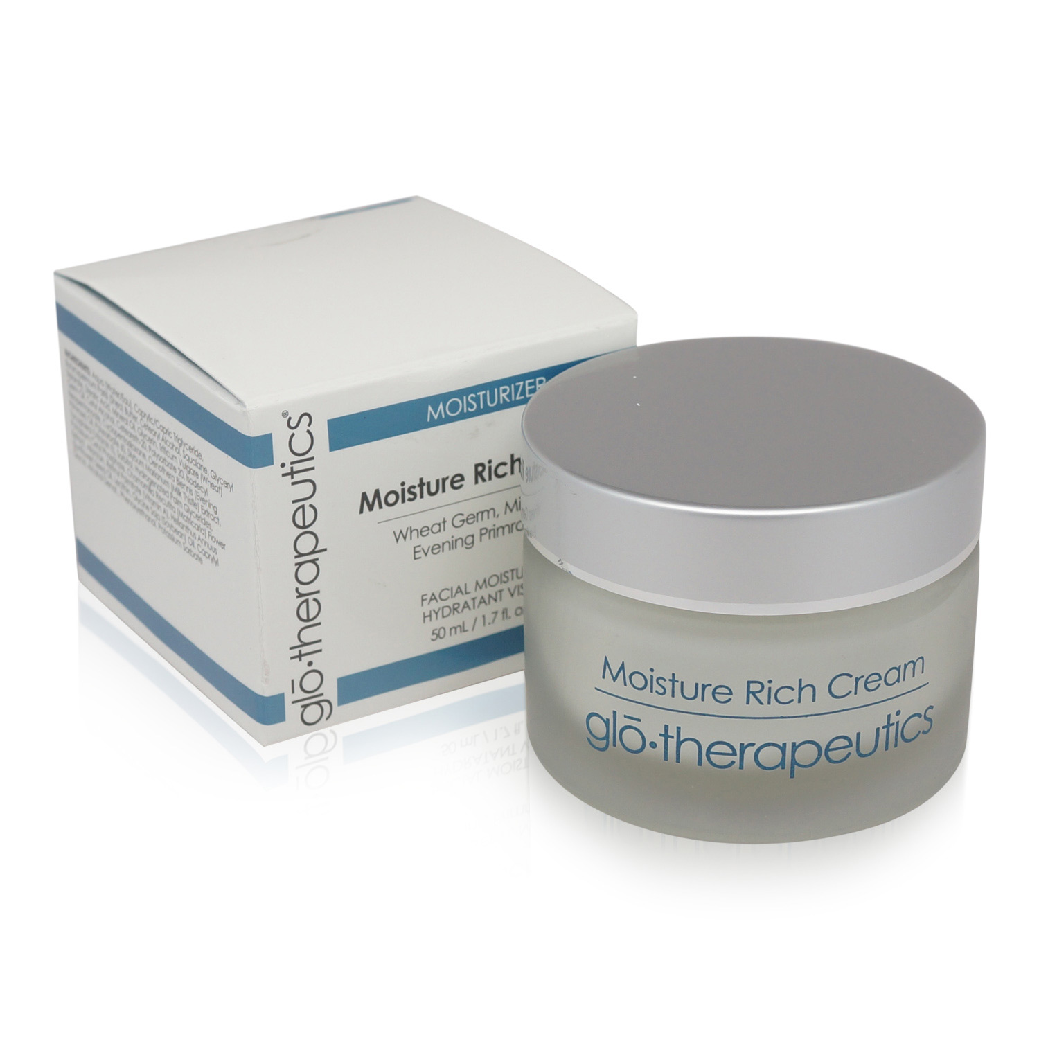 Glotherapeutics Moisture Rich Cream - 50ml/1.7oz
