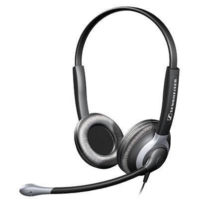 Sennheiser Electronic Binaural Headset W/ Xl Ear Cap (cc550) -