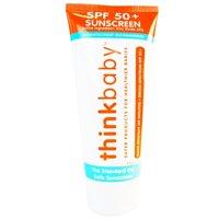 Thinkbaby Sunscreen SPF 50, 6 Fl Oz