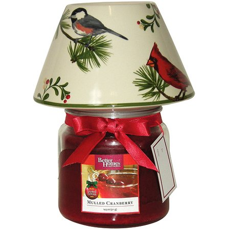 Better Homes And Gardens Mulled Cranberry Jar Candles With