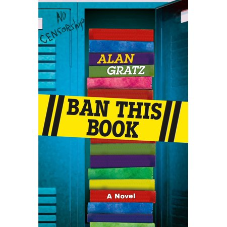 Ban This Book : A Novel (Personalized Ray Bans)