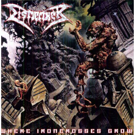 - Dismember - Where Iron Crosses Grow [CD]