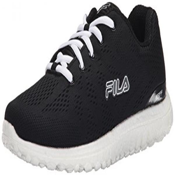 Fila Women's Namella Energized Training Shoe, Black/White...