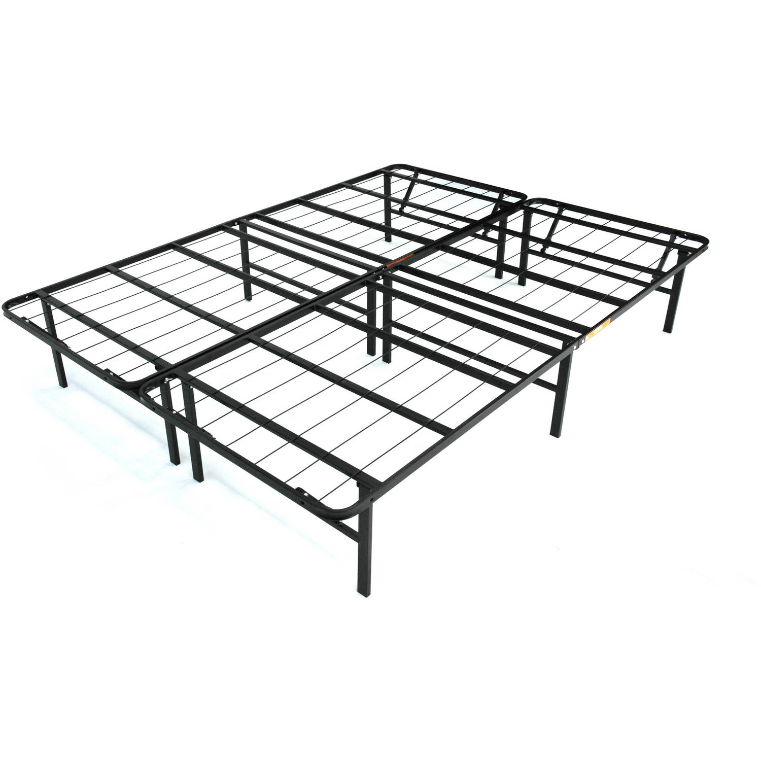 Mainstays Innovative Metal Platform Base Bed Frame, Multiple Sizes