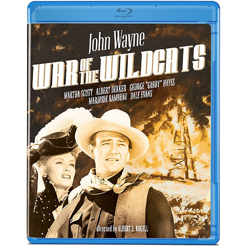 War Of The Wildcats (1943) (Blu-ray) (Full Frame)