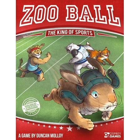 Zoo Ball : The King of Sports (Zoo Craft)