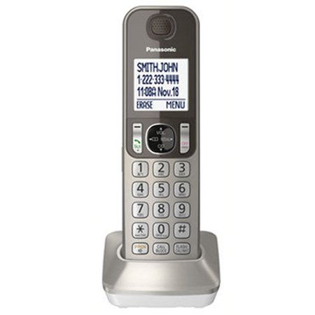 Best Panasonic Corded/Cordless Phone and Answering Machine - 2 Cordless Handsets deal