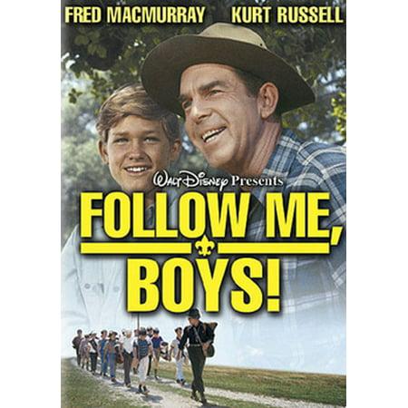 Follow Me, Boys! (DVD) - Movie Boys