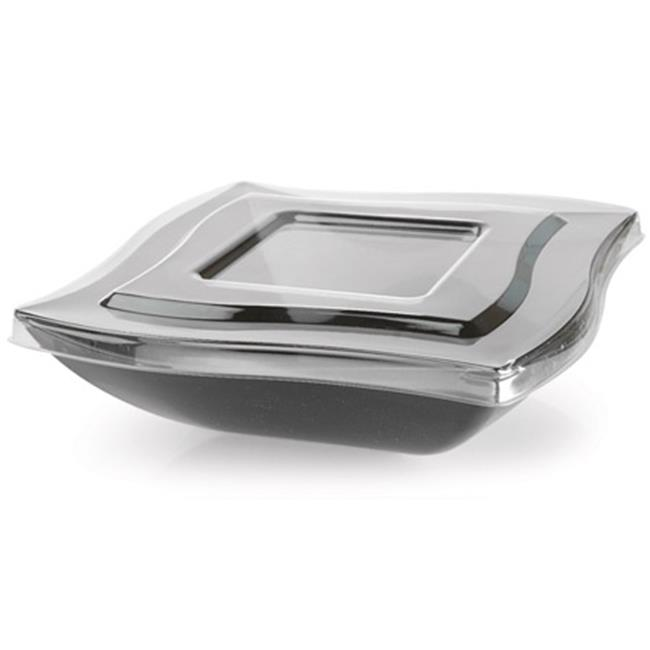 Fineline Settings 128-L Clear 128 Oz. Serving Bowl Lid - image 1 of 1
