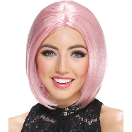 Frosted Midi Bob Wig Adult Halloween Accessory - Byob Halloween Party