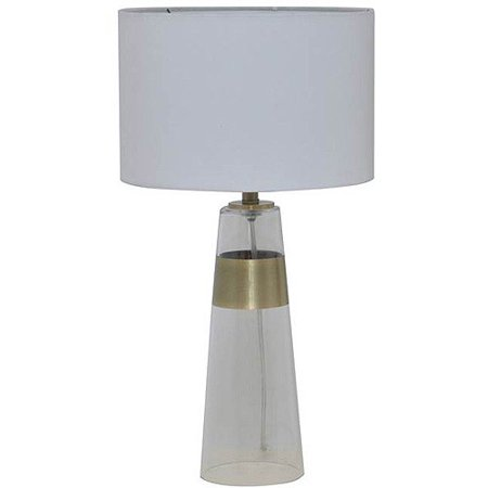 "Better Homes & Gardens 22"" Bronze Metal Ring Table Lamp"