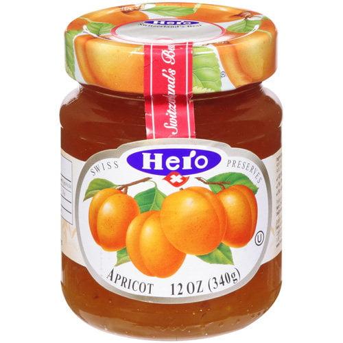 Hero: Apricot Preserves, 12 oz