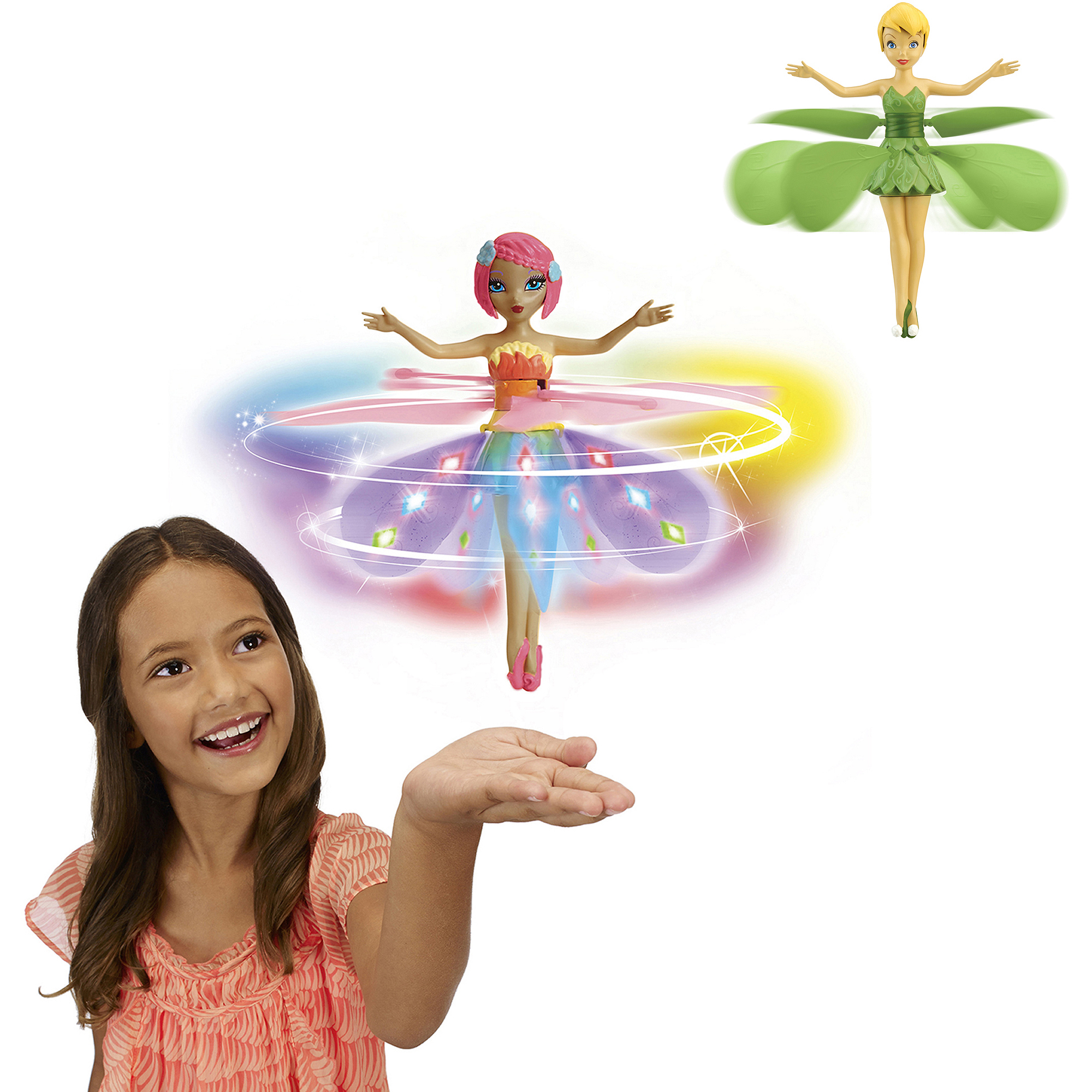 Deluxe Light Up Flutterbye Fairy