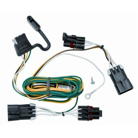 Tow Ready Assembl-e 118407 T-One connecteur, 4 x 1,44 po x 9 po. - image 1 de 1
