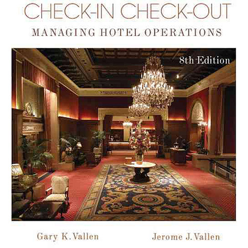 Check-In Check-Out: Managing Hotel Operations [With CD (Audio)]