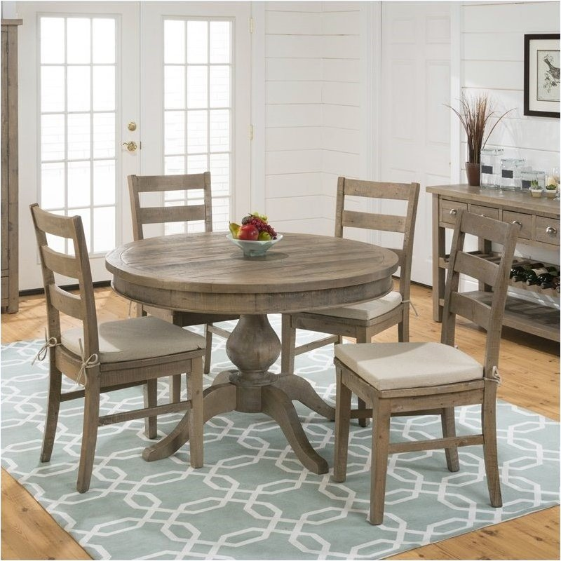 Bowery Hill Dining Chair in Slater Mill Pine (Set of 2)