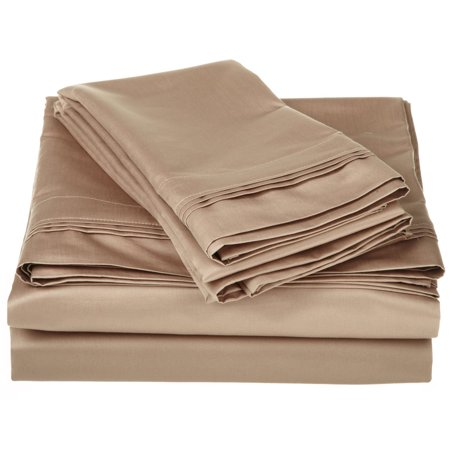 100% Egyptian Cotton Sheet Set & Duvet Cover Set & Pillowcase, 1000TC, Solid