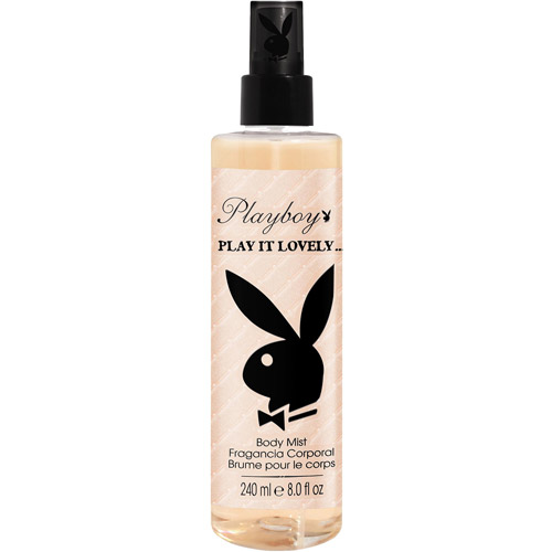 Playboy Play It Lovely Body Mist, 8 oz