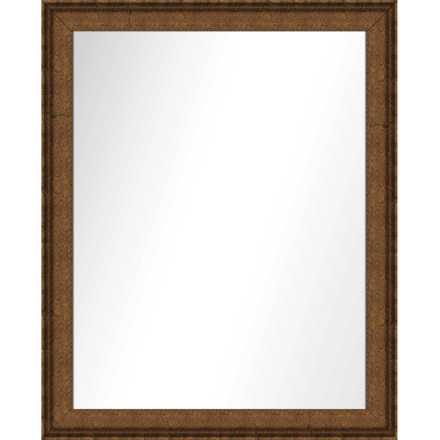 Vanity Mirror, Dark Gold, 25.5x31.5 by PTM Images