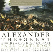 Alexander the Great by Paul Cartledge Unabridged 2012 CD ISBN- 9781433295751