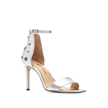 Josephina Embellished Leather Heels