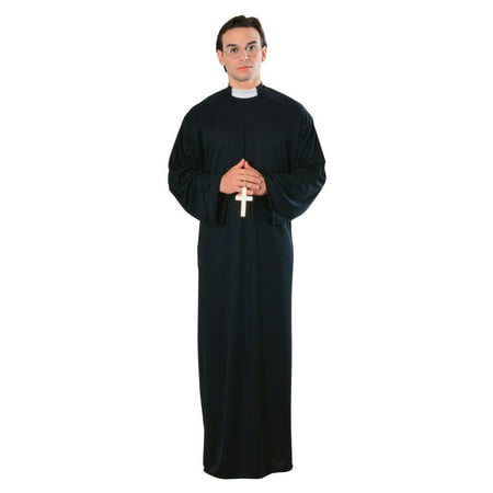 Priest Adult Costume - Naughty Priest Costume