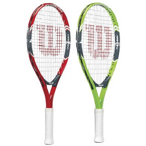 Wilson Federer Jr Tennis Racket, Assortment