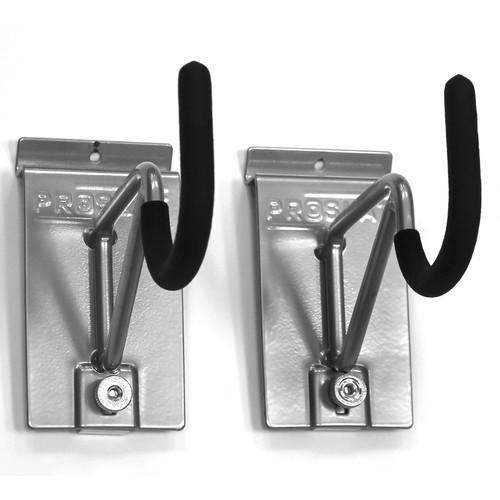 Proslat Heavy Duty U Shape Bike Slatwall Hooks (Set of 2) by Proslat