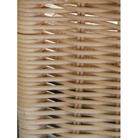 Woven Rattan Peel (LAMINATED POSTER Woven Braid Hand Labor Rattan Basket Wicker Poster Print 11 x)