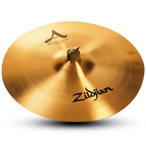 "Zildjian Zildjian A. Zildjian Medium Crash (18"")"