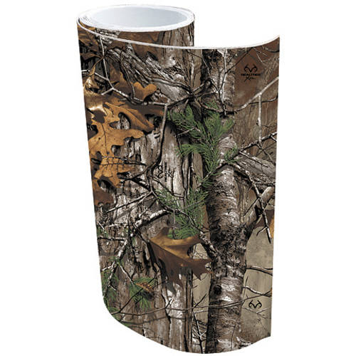 "Realtree Camo Accessory Kit Roll. 6"" x 84""  Matte Finish"