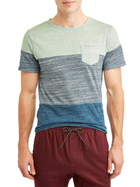 eda1affbe Product Image Men's Chapman Fiji Short Sleeve Stripe Knit