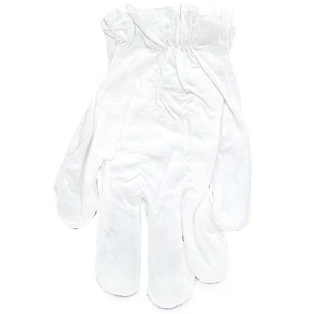 Clown Bloomers (White Cotton Clown Gloves)