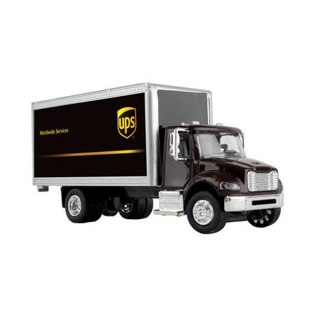 Ups Truck - UPS Box Truck 1/50 Scale
